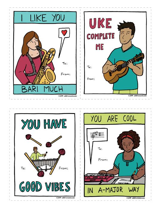 Valentines – 2019 Edition