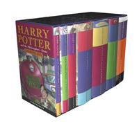 Harry Potter Classic Hardback Boxed Set