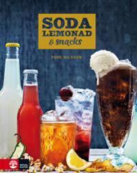 Soda, lemonad och snacks