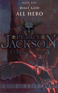 Percy Jackson and the Titan´s Curse