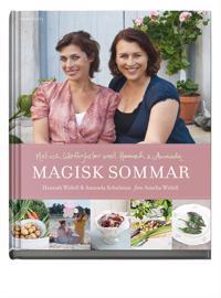 Magisk sommar : mat och härligheter med Hannah & Amanda