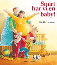 Snart har vi en baby!