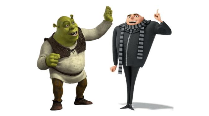 Shrek és Gru: mitől működik a sztori?