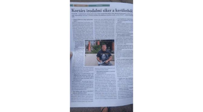 Újabb interjú született Villax Richárddal