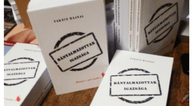 Bántalmazottak igazsága, könyvbemutató