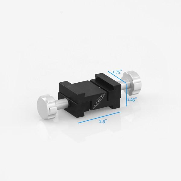 ADM Accessories   V Series   Miscellaneous   VPA-FF   VPA-FF- V Series to V Series Dovetail Adapter   Image 2