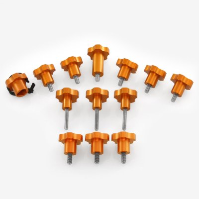 ADM Accessories | Miscellaneous | Thumb Screws - Hand Knobs | CGEPRO-SKS | Celestron CGE-Pro Super Knob Upgrade Kit | Image 1