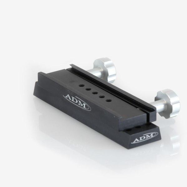 ADM Accessories | MIscellaneous | Arca-Swiss Accessories | V2AS | V2AS- V Series to Arca Swiss Adapter. Converts V Series Mounts to an Arca Swiss Series Mount | Image 1