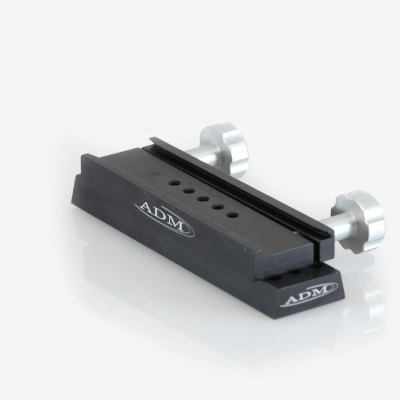 ADM Accessories | MIscellaneous | Arca-Swiss Accessories | V2AS | V2AS- V Series to Arca Swiss Adapter. Converts V Series Mounts to an Arca Swiss Series Mount | Image 1