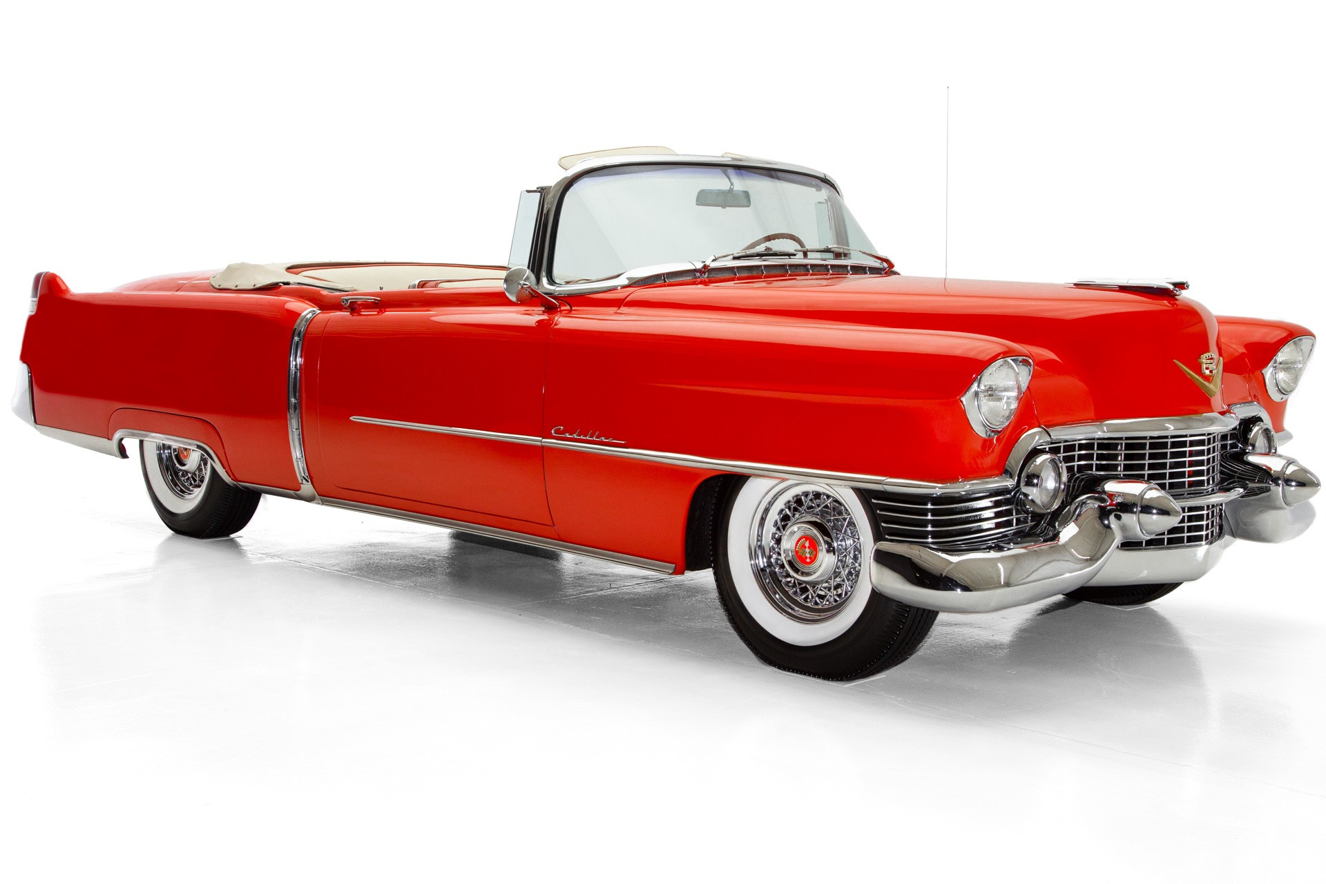 1954 Cadillac Series 62 Convertible Gorgeous      American Dream     1954 Cadillac Series 62 Convertible Gorgeous