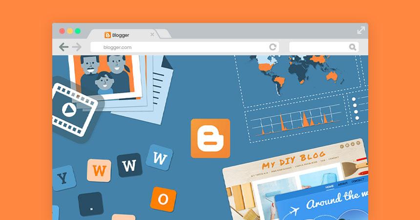Free Blogging Site: Blogger