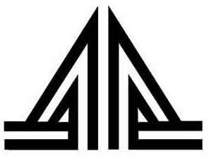 Indian Graphic Artists: Benoy Sarkar's Airport authority of India logo