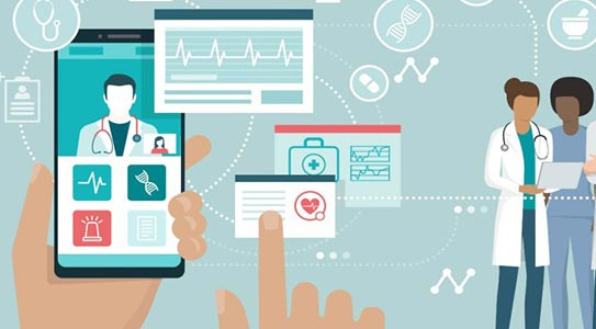 There is expectation of revamp in healthcare sector for UX/UI designers