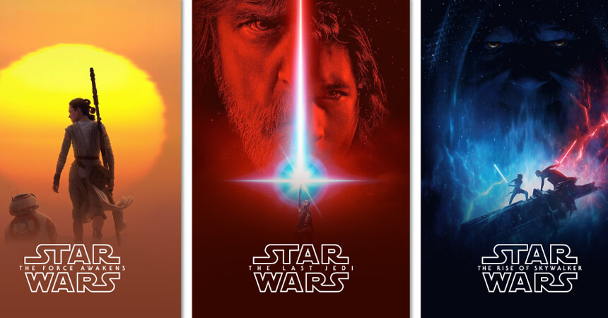 Movie Teaser Posters