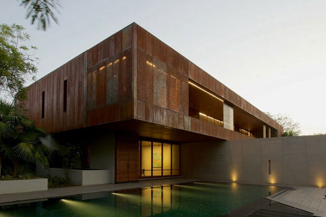 Top 10 Architects in India: Diya in Ahmedabad