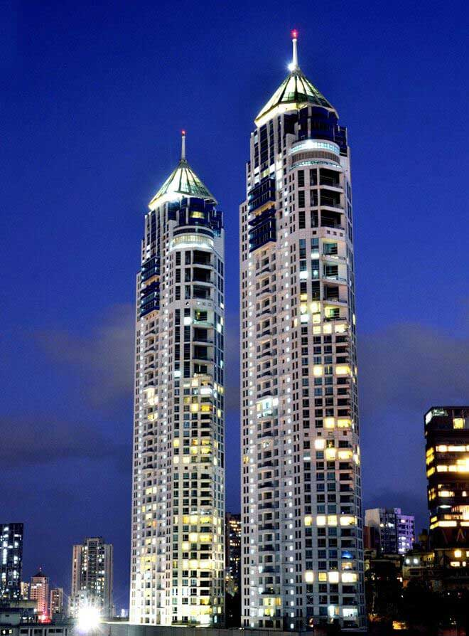 Top 10 Architects in India: The Imperial in Mumbai