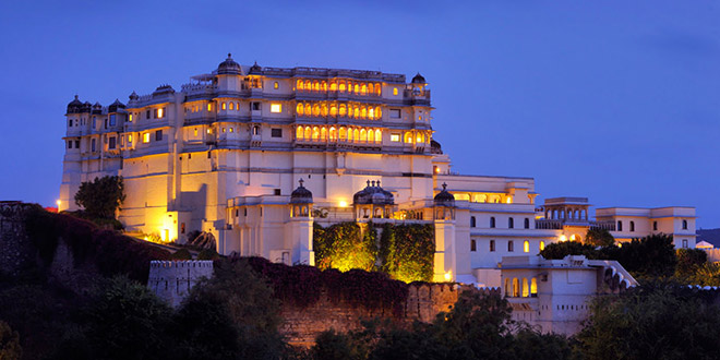 Top 10 Architects in India: Devigarh Palace in Udaipur​