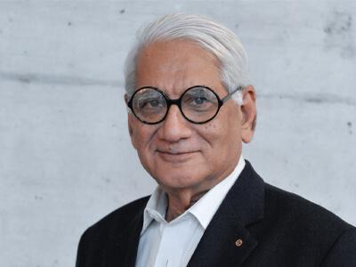 Charles Mark Correa: Top Architecture Designers in India
