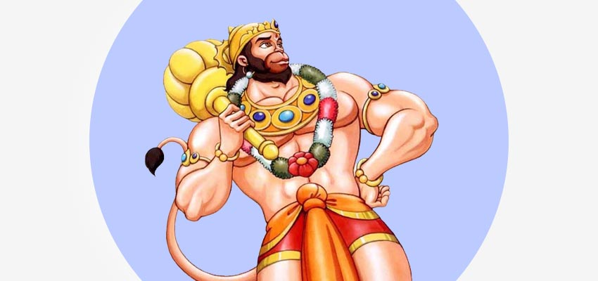 Best 3D Animation Movies in India - Hanuman