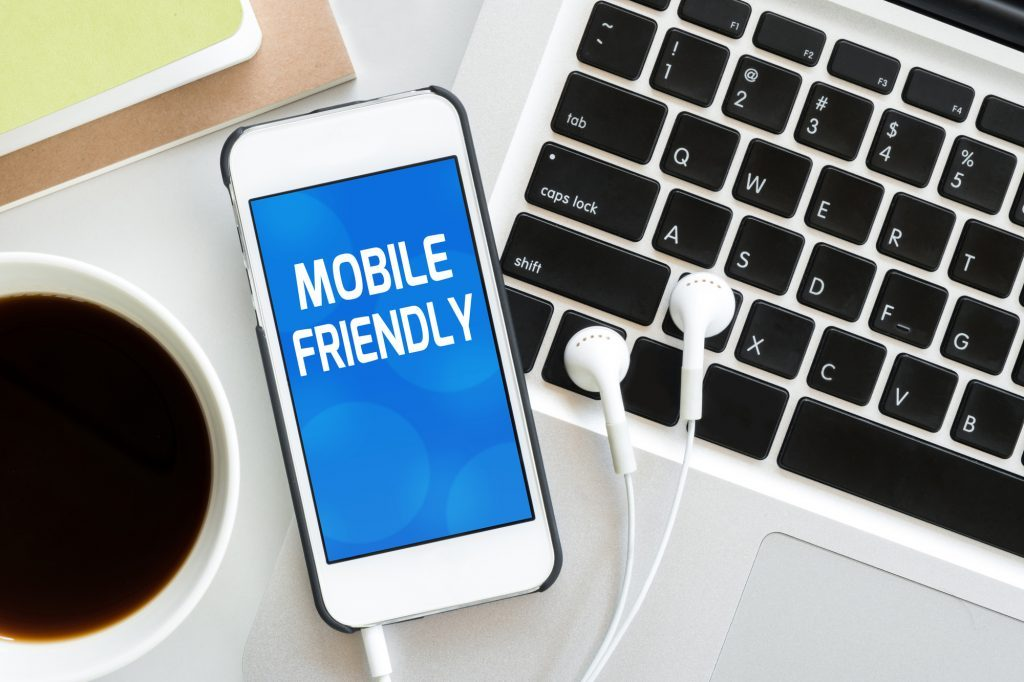 Mobile-friendly brand