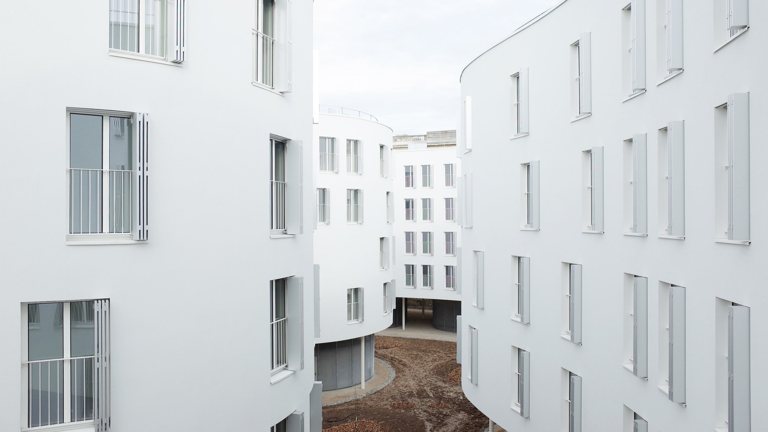 Sanaa Designs This Elegant Social Housing Complex In Paris Architectural Digest Middle East