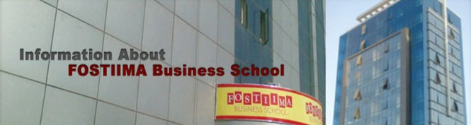Fostiima Business School campus