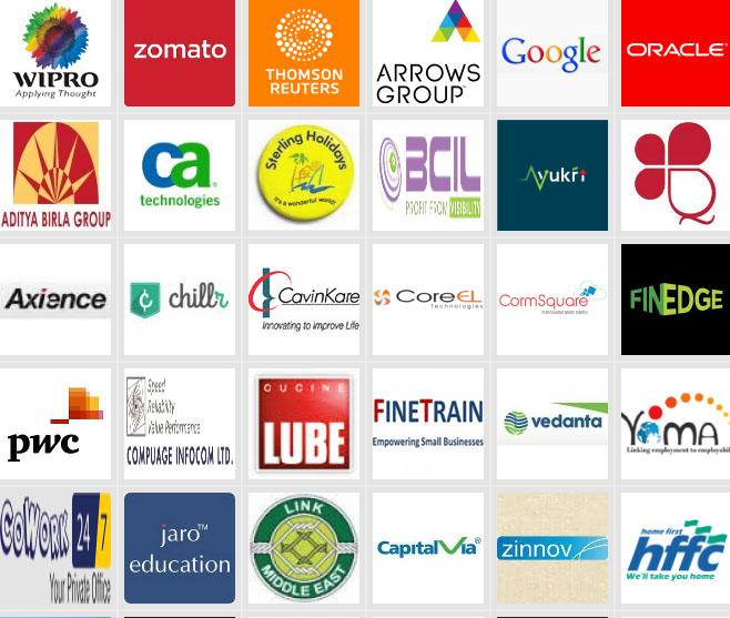ICFAI business school Placements