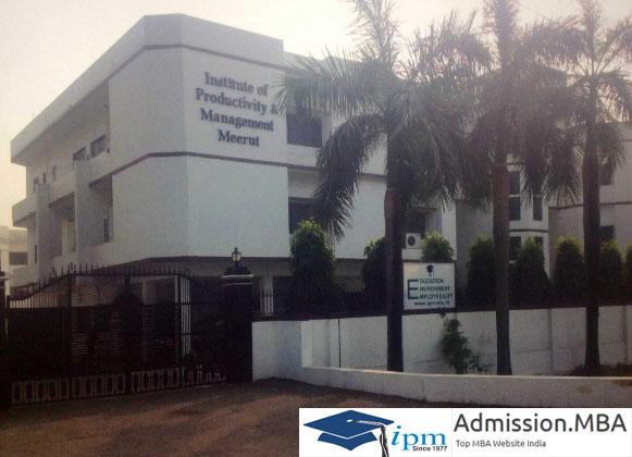 IPM Meerut Admission 2020