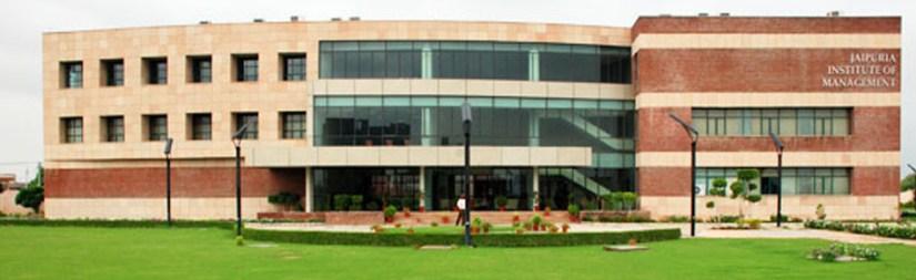 Jaipuria Jaipur Admission 2021