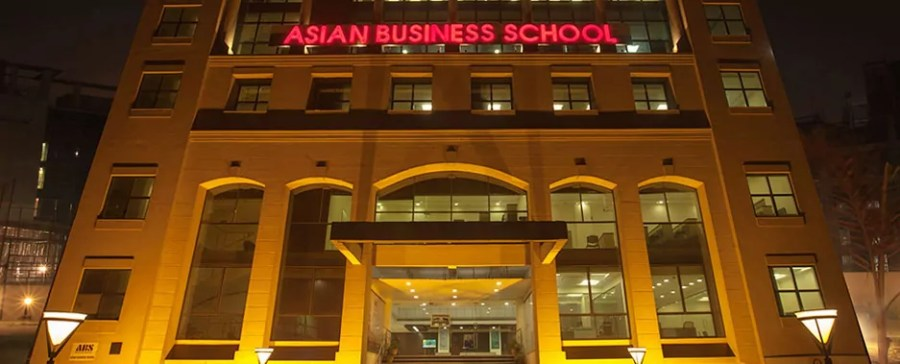 Asian Business School Noida Admission 2020