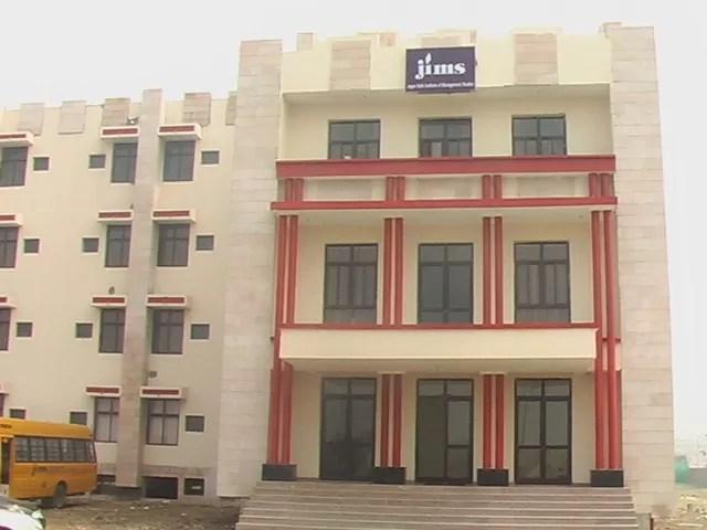 Jagannath Institute of Management Studies greater noida