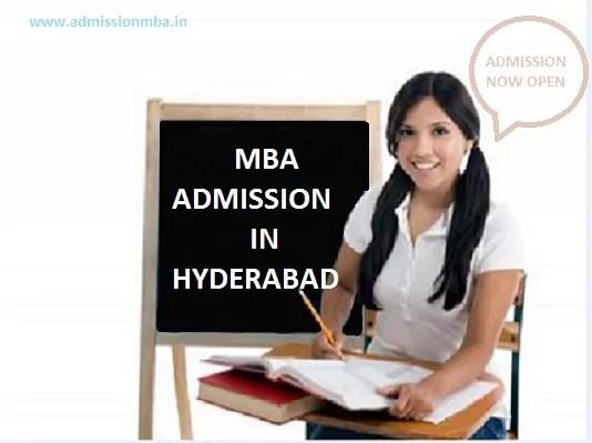 MBA Admission Hyderabad