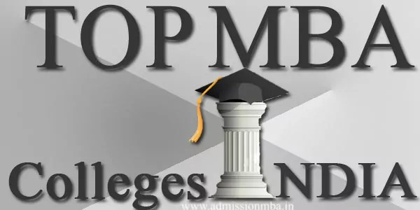 MBA Admission Top MBA Colleges India