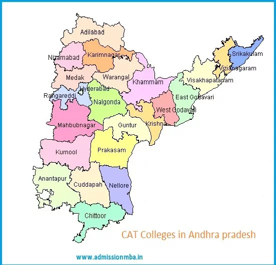 Mba Colleges Accepting Cat 2018 Score In Andhra Pradesh