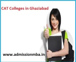 MBA Colleges Accepting CAT score in Ghaziabad