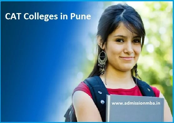 MBA Colleges Accepting CAT score in Pune