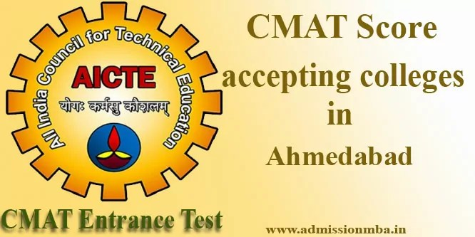 Top CMAT Colleges in Ahmedabad