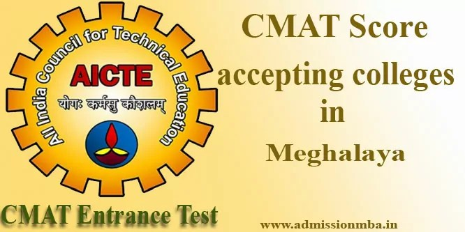 Top CMAT Colleges in Meghalaya