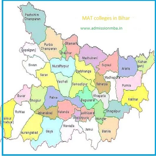 MBA Colleges Accepting MAT score in Bihar