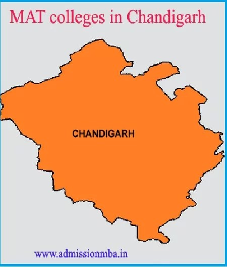 MBA Colleges Accepting MAT score in Chandigarh