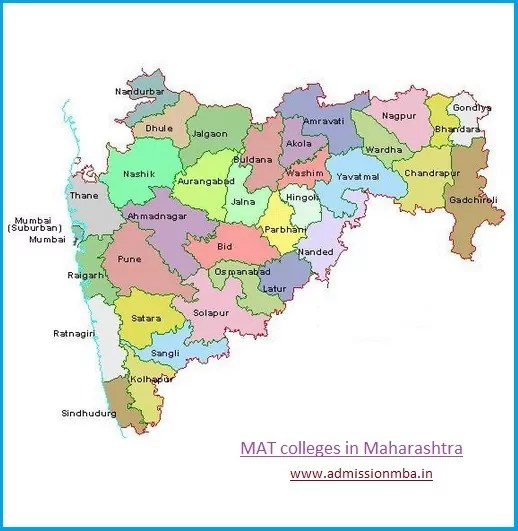 MBA Colleges Accepting MAT score in Maharashtra