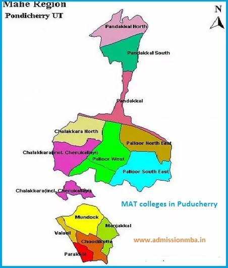 MBA Colleges Accepting MAT score in Puducherry