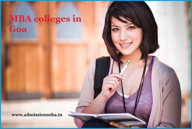 MBA colleges in Goa