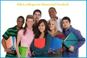 MBA colleges in Himachal Pradesh