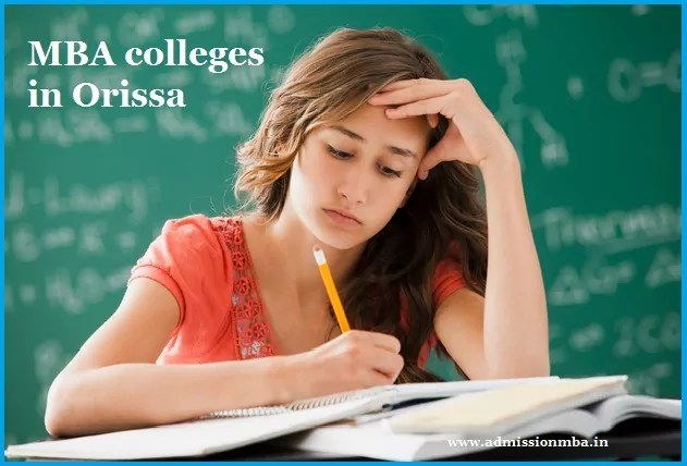 MBA colleges in Orissa