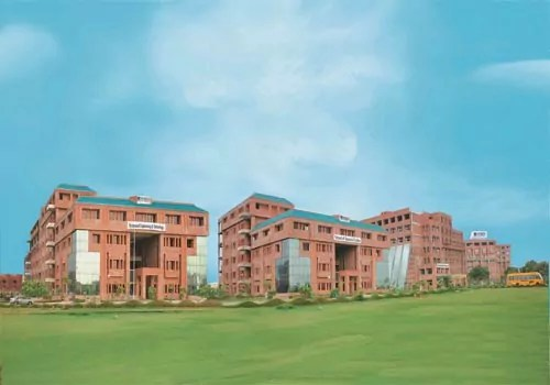 Sharda University in uttar pradesh