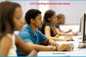 CAT Coaching Institutes Karnataka