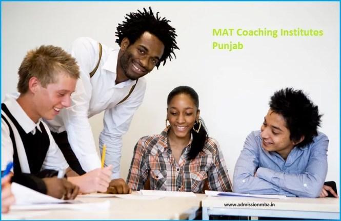 MAT Coaching Institutes Punjab