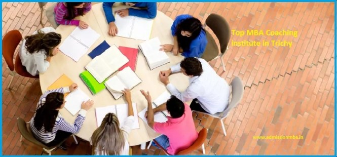 Top MBA Coaching institute in Trichy