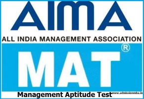 MBA Colleges Accepting MAT score